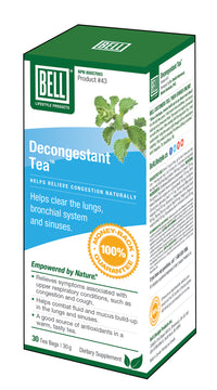 Bell Lifestyle Decongestant Tea