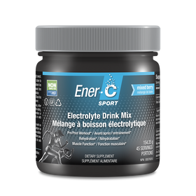 Ener-C Electrolyte Drink Mix Mixed Berry 154.35g