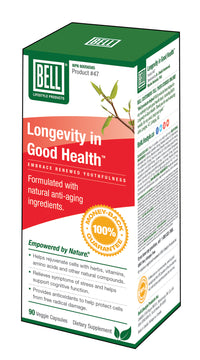 Bell Lifestyle Longevity in Good Health