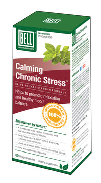 Bell Lifestyle Calming Chronic Stress