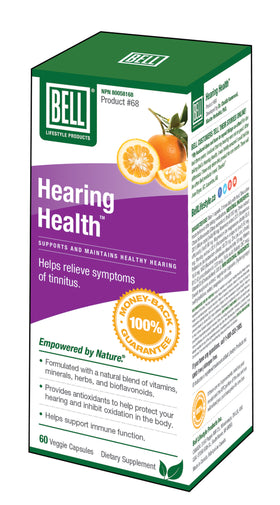 Bell Lifestyle Hearing Health