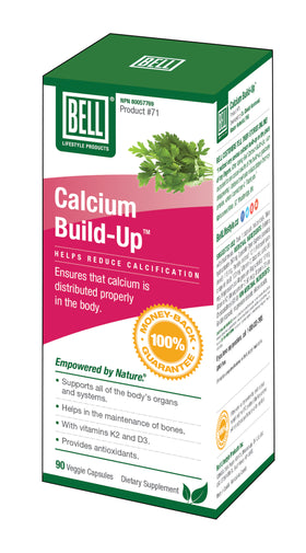 Bell Lifestyle Calcium Build-up
