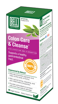 Bell Lifestyle Colon Care & Cleanse