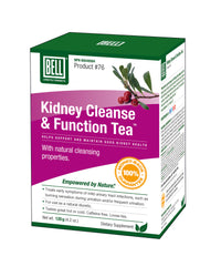 Bell Lifestyle Kidney Cleanse & Function Tea