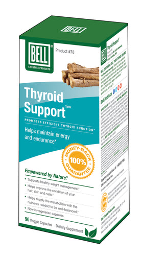 Bell Lifestyle Thyroid Support