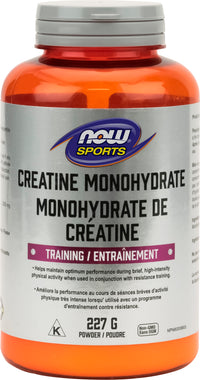 Now Creatine Monohydrate Powder