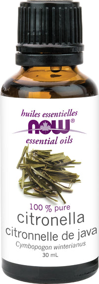 NOW Citronella Oil 30 ml