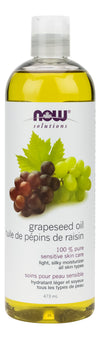 NOW Grapeseed Oil *Clearance* EXP. 05/21
