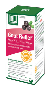 Bell Lifestyle Gout Relief