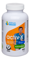Platinum Naturals activ-X for Men
