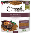 Organic Traditions Cacao Powder