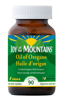 Joy of the Mountains Oil of Oregano Capsules