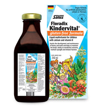 Salus Kindervital Children's Liquid Multivitamin