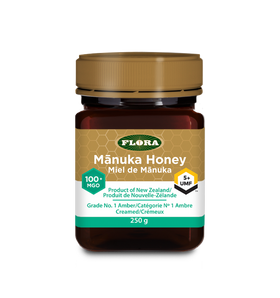 Flora Manuka Honey Blend MGO 100+/UMF 5+
