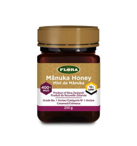 Flora Manuka Honey Blend MGO 400+/UMF 12+