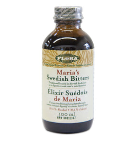 Flora Maria's Swedish Bitters (Alcohol)