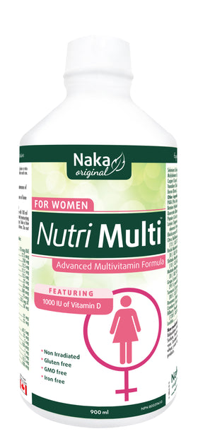 Naka Nutri Multi for Women