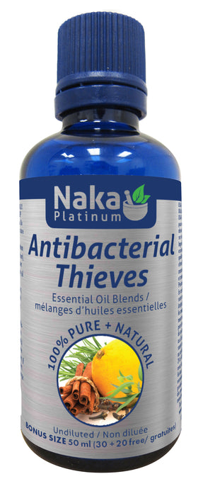 Naka Essential Oil - Antibacterial Thieves 50ml