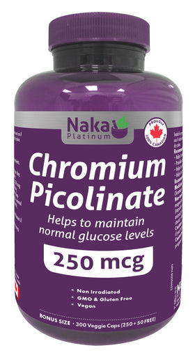 Naka Chromium Picolinate