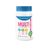 Progressive Multivitamin for Active Women