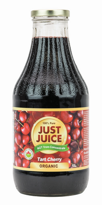 Just Juice Organic Tart Cherry 1L