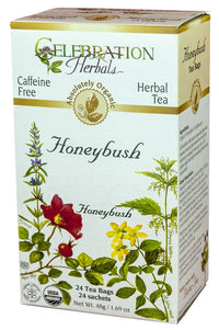 Celebration Herbals Honeybush 24 Tea Bags