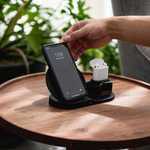 MASON 3-in-1 Wireless Charger