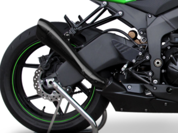HP CORSE Kawasaki ZX-6R (09/15) Slip-on Exhaust