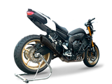 "HP CORSE Yamaha FZ8 Fazer Slip-on Exhaust ""Hydroform Black"" (EU homologated)"