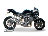 "HP CORSE Yamaha FZ1 (06/15) Slip-on Exhaust ""Hydroform Satin"" (EU homologated)"