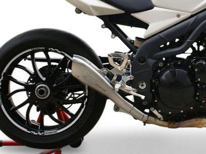 HP CORSE Triumph Speed Triple 1050 (08/10) Slip-on Exhaust