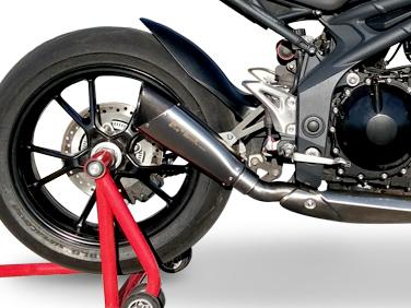 HP CORSE Triumph Speed Triple 1050 (11/15) Slip-on Exhaust