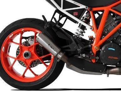 HP CORSE KTM 1290 Super Duke R (14/16) Slip-on Exhaust