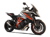 "HP CORSE KTM 1290 Super Duke GT Slip-on Exhaust ""Evoxtreme Satin"" (racing)"