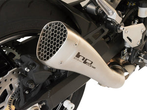 "HP CORSE Kawasaki Z900 Slip-on Exhaust ""Hydroform Corsa"" (racing)"