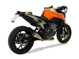 "HP CORSE KTM 790 Duke Slip-on Exhaust ""Hydroform Corsa Short Satin"" (racing)"