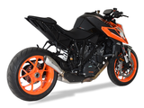 "HP CORSE KTM 1290 Super Duke R (2017 – ) Slip-on Exhaust ""Hydroform-Short"" (racing only)"