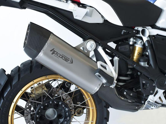 HP CORSE BMW R1250GS Slip-on Exhaust