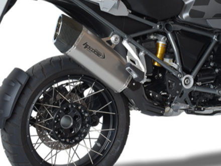 HP CORSE BMW R1200GS (13/18) Slip-on Exhaust