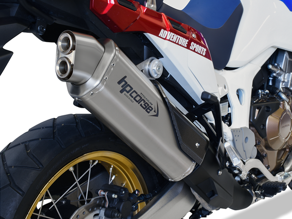 HP CORSE Honda CRF1000L Africa Twin Slip-on Exhaust
