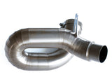 HP CORSE Indian FTR 1200 Catalyst Eliminator Link-pipe