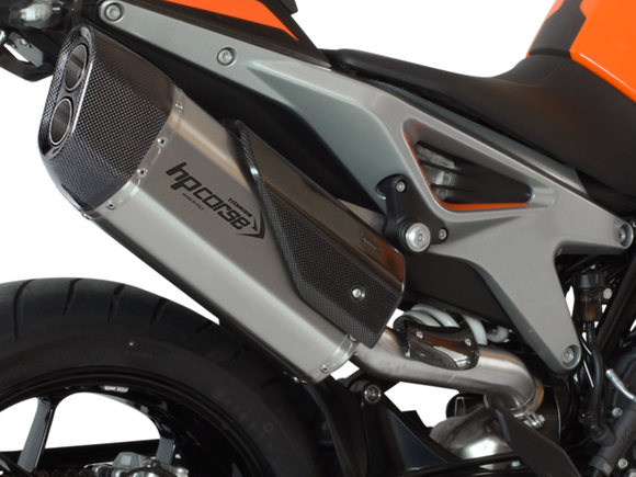 HP CORSE KTM 790 Duke Slip-on Exhaust
