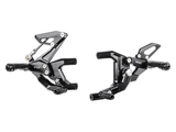 D1199 - BONAMICI RACING Ducati Panigale V2 Adjustable Rearset