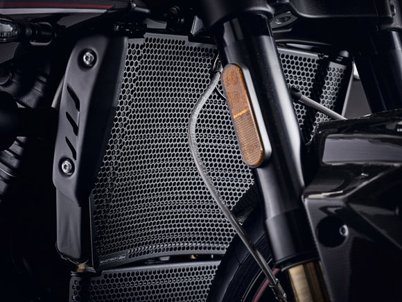 EVOTECH Triumph Speed Triple Radiator Guard