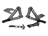 DSS - BONAMICI RACING Ducati SuperSport (98/07) Adjustable Rearset