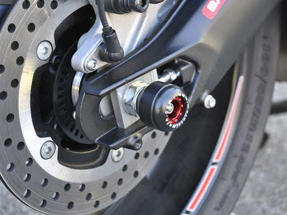 MELOTTI RACING Yamaha MT-07 / Tracer 900 Rear Wheel Sliders