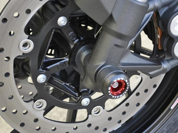 MELOTTI RACING Yamaha MT-07 / Tracer 900 Front Wheel Sliders