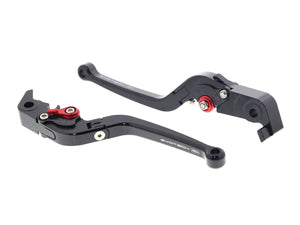 EVOTECH KTM 690 Duke / 990/1290 Super Duke / RC8 Handlebar Levers (Long, Folding)