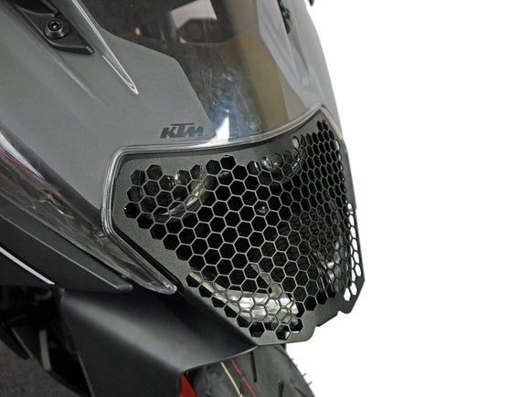 EVOTECH KTM RC 125 / 200 / 390 Head Light Guard