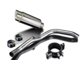 DELKEVIC Honda CBR600RR (03/04) Slip-on Exhaust Mini 8""